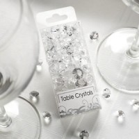 Table Crystals - Clear 50g