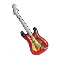 Inflatable Electric Guitar - 38""