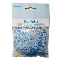 Christening Blue Confetti 0.5oz