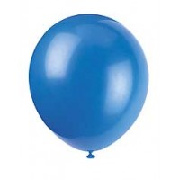 "12"" Latex Balloon - Twilight Blue - 72ct."