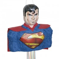 Superman 3D Pull Pinata