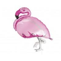 "Pink Flamingo 45"" SuperShape"