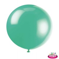 "36"" Fern Green Premium Balloon - Bag of 6"