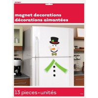 Magnet Decorations 13ct