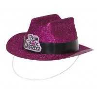 Team Bride Mini Cowboy Hat 1CT.