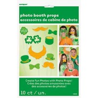 St Patrick's Day Photo Props