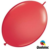 """Red 12"""" Standard Quick Link (50ct)"""