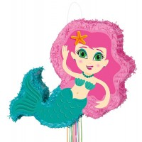 Mermaid 3D Piñata
