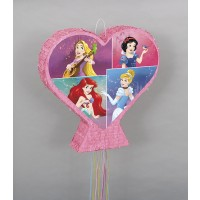 Disney Princess Dream Big Heart Shaped Pinata