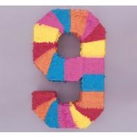 NUMERAL 9 Piñata