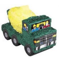 Cement Truck Pinata