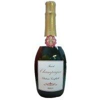 "6"" Inflatable Champagne Bottle"