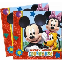 Playful Mickey Napkins 16CT