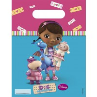 Doc McStuffins Party Bags 6CT.