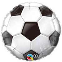 "Soccer Ball - 18"" Foil Balloon"