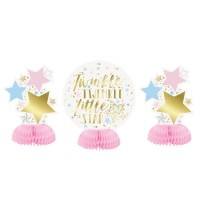 Twinkle Twinkle Little Star Honeycomb Center Piece