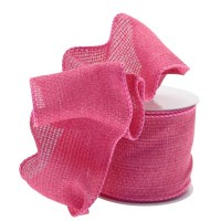 Heather Ribbon Pink  (63mm x 10yds)