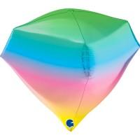 "Rainbow Gem 4D 18"" GRABO"