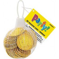 30 Treasure Coins Net Bag - Box of 48