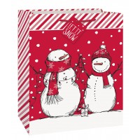 Let It Snow Gift Bag Large