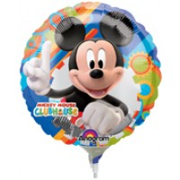 "Mickey Mouse Clubhouse - 9"" Air Inflation Foil Balloon"