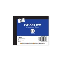 Duplicate Books Half Size - Box Of 12
