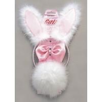 Furry Bunny Set