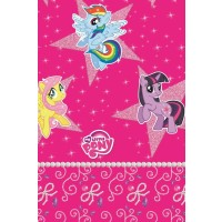 My Little Pony Sparkle Plastic Tablecover 120x180cm