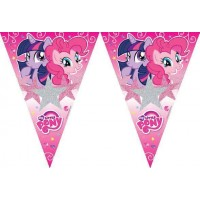 My Little Pony Sparkle Flag Banner
