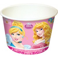 Princess & Animals Treat Tubs 8ct