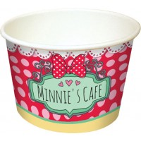 Minnie Cafe Treat Tubs 8ct