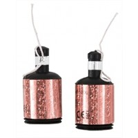 Rose Gold Glitz Holographic Poppers 20ct