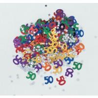 50th Confetti