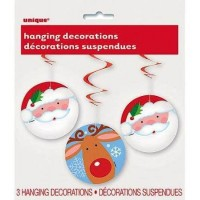 Hanging Decorations 3ct