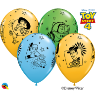 "Toy Story 11"" Round Latex Balloons 25ct"
