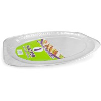 Foil Large Platter 550X362X30mm 1pc