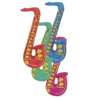 Inflatable Saxophone 30""