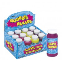 4oz Bubble Bottle