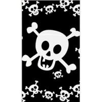 Skulls Plastic Tablecover