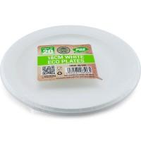 Bio Degradable PLA Eco Plates 18cm 20pc