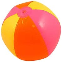 Inflatable Beach Ball 40cm