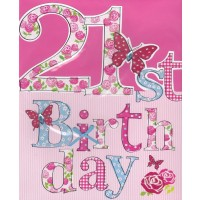 Age 21 - Female - Pack Of 12