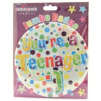 Teenager Party Badge (15cm)