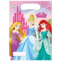 Princess Dreaming - Disney -  Party Bags 6Ct