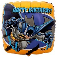 "Batman Happy Birthday 18"" Foil Balloon"