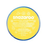 Snazaroo - Classic 18ml - Bright Yellow