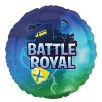 """Battle Royal 18"""" Foil Balloon"""