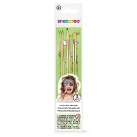 Snazaroo - Hang Pack Of 3 Brushes