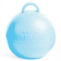 Bubble Weight - Pale Blue - 25ct