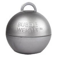 Bubble Weight - Silver -  25ct